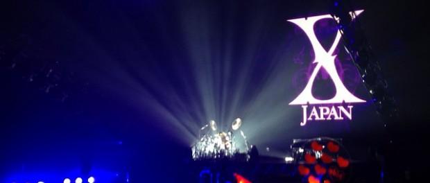 X JAPAN、横浜アリーナ公演は写真撮影OKだった模様!セトリ、終演時間、画像まとめ – X JAPAN WORLD TOUR 2014 at YOKOHAMA ARENA 2014/9/30