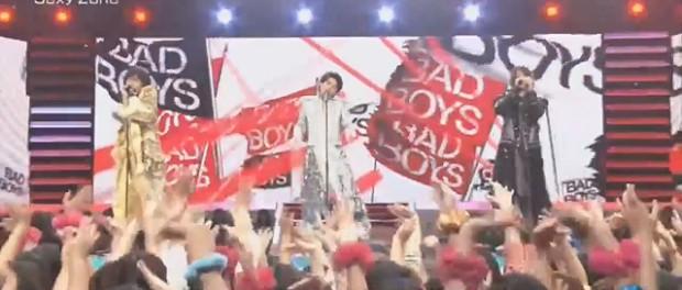 Mステに3人で出演したSexy Zoneにファン違和感「セクゾは5人でセクゾ」(Mステ 20140926 Sexy Zone BAD BOYS 男 never give up 動画・画像あり)