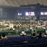 SMAP、2014 Mr.S TOUR@東京ドーム アリーナ座席表(画像あり)