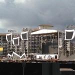嵐ハワイコンサート会場のステージが出来ていく様子を追ってみた(画像あり) – ARASHI BLAST in Hawaii