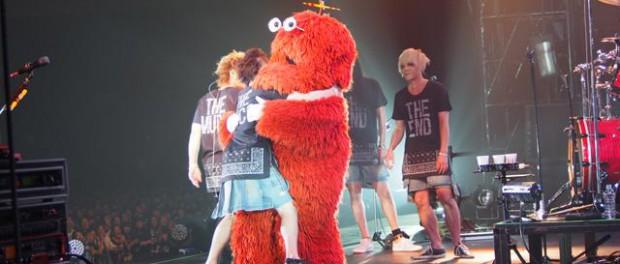 ムックがムックのライブに行ってたwwwwwwwwww(画像あり)