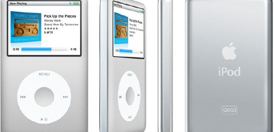 【悲報】iPod classic販売終了のお知らせ Apple Storeのリストから消える