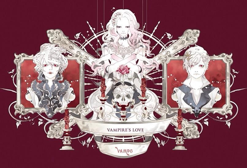 VAMPIRE'S LOVE 初回B