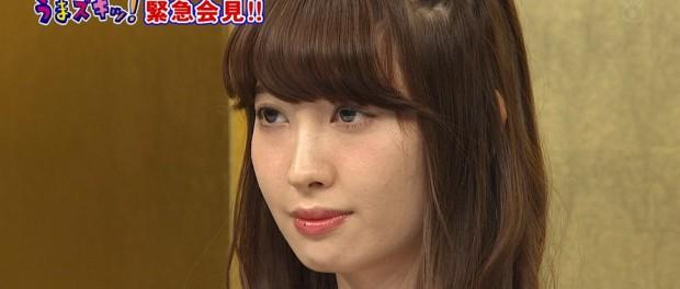 【悲報】AKB48小嶋陽菜さん、超絶劣化で終了のお知らせ(画像あり)