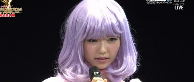 AKB48・ぱるること島崎遥香のクリィミーマミのコスプレ可愛すぎwwwwwwwwこ、これは実写化いけるで(震え声)