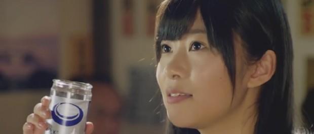 HKT48指原莉乃、「ワンカップ大関」のCMに出演決定wwwwwwwアイドルなのにいいの?(画像・動画あり)
