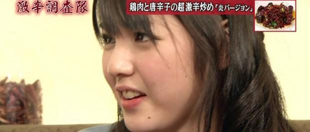 【悲報】モーニング娘。'14、道重さゆみさん(25歳)の箸の持ち方がなんかおかしい(画像あり)