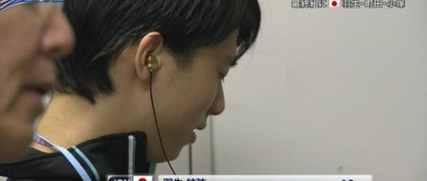 なんでオリンピック選手ってギリギリまで音楽聞いてるの?かっこつけてんのか?wwwww