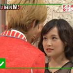 『ホンマでっか!?TV』でHey! Say! JUMP・中島裕翔が大原櫻子相手に壁ドンと股ドンを披露wwwwwこれやばすぎだろwwwww(画像・動画あり)