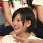 【悲報】整形モンスターことHKT48兒玉遥さんの横顔がヤバすぎる…(画像あり)