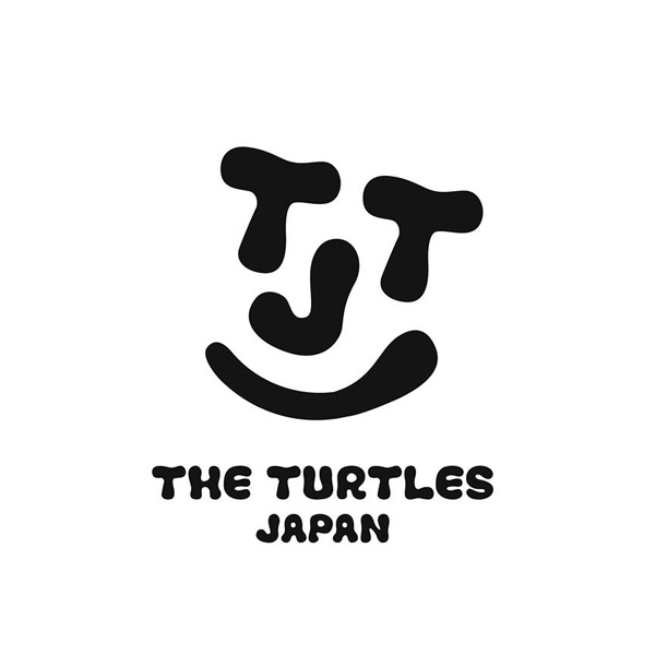 THE TURTLES JAPAN-ロゴ