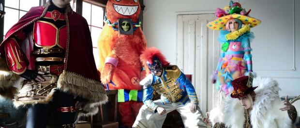 Psycho le Cemu(サイコ・ル・シェイム)復活 15周年記念ライブを2015年2月に敢行 19時からニコ生で復活をメンバーから生報告