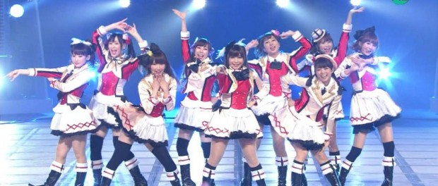 【朗報】μ'sが出演した回の「MUSIC JAPAN」の再放送が決定wwwwwwww