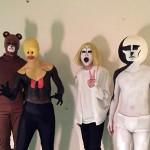 金爆のハロウィンの仮装wwwwwwwwwクオリティ高すぎるだろwwwwwwwwww@ハロパ2014 ※比較画像あり