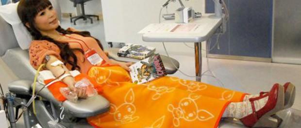中川翔子&赤十字「プラセンタ点滴とにんにく注射を勘違いしてたおwwwwwwww」