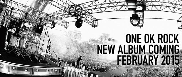 ONE OK ROCK、ニューアルバム来年2月にリリース決定キタ━━━━(゚∀゚)━━━━!!(Taka コメント動画あり)