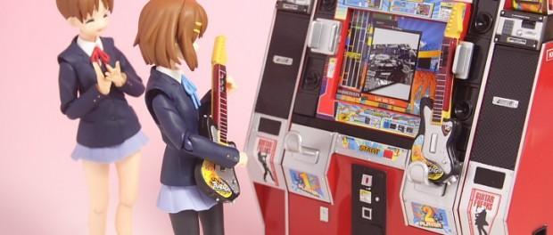 【悲報】ゲーセンのギターフリークスがDQNに破壊される