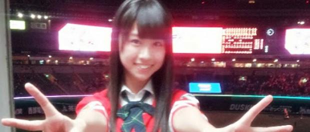 HKT48・若田部遥が勝利の女神だと話題に!ソフトバンクホークスのレポーターを務めた試合はなんと8勝1分