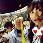NMB48・薮下柊「甲子園で和田監督の胴上げが見たいから1回だけ負けてあげましょか」→阪神3連敗wwwwwwwwwwwww