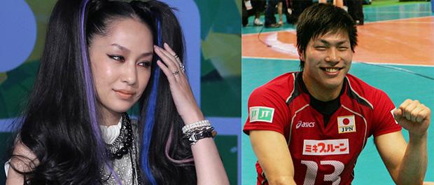 【祝】中島美嘉、バレーボール日本代表選手・清水邦広と来月結婚!2011年から交際していた