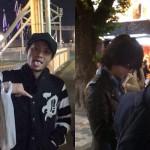 元KAT-TUNで現INKTの田中聖、富士急で目撃され写真撮影に応じる KAT-TUN亀梨和也、原宿で目撃され握手に応じる ラフォーレのクレープを買っていたらしい(画像あり)
