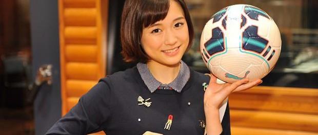 大原櫻子、史上最年少18歳での高校サッカー応援ソング!初作詞にも挑戦 ただいま楽曲制作中