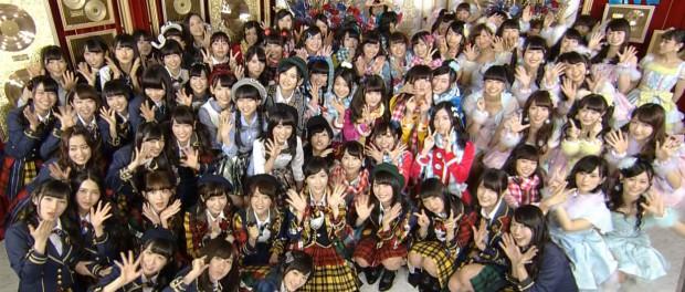 【朗報】紅白歌合戦2014でAKB48グループの4組(AKB48、SKE48、NMB48、HKT48)は1枠としてカウントされるってよwwww