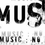 アホ「私、音楽大好き!NO MUSIC NO LIFE」 俺様「楽器何やってるの?」  アホ「え?」