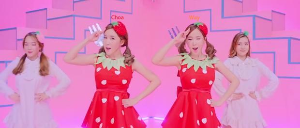 韓国の「STRAWBERRY MILK」とかいうグループが「きゃりーぱみゅぱみゅ」をパクるwwwww