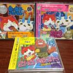 妖怪ウォッチのCD(Dream5とキング・クリームソーダ)がオリコン1位2位を独占したぞー!妖怪メダル効果かな?