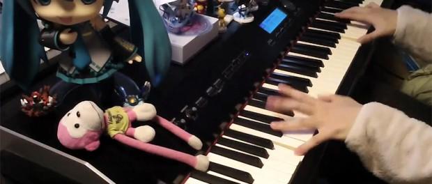 まらしぃが、ピアノ参加した嵐・二宮和也のソロ楽曲「メリークリスマス」(アルバム『THE DIGITALIAN』収録)を弾いてみた動画をYouTubeで公開!