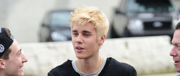 ジャスティン・ビーバーが金髪にした結果wwwwwwwwww(画像あり)