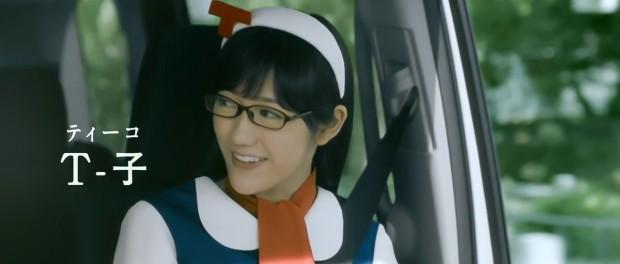 AKB48渡辺麻友とHKT48指原莉乃が出てるトヨタの「実写版ドラえもん」シリーズのCMwwwww(動画あり)