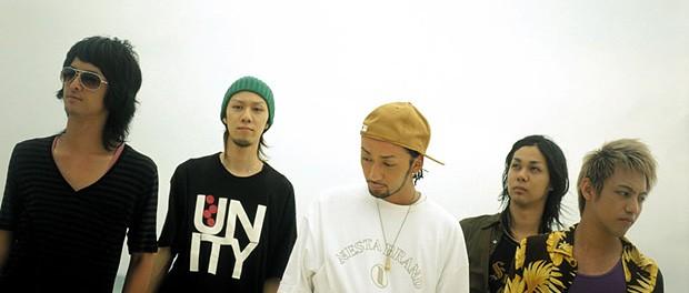 GLAYラルク→オレンジレンジBUMP→セカオワ