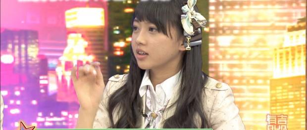 【悲報】AKB48・木﨑ゆりあの肌荒れが酷すぎる・・・(画像あり)