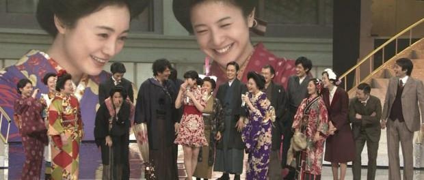 紅白2014舞台裏 現場を不安のどん底に突き落とした吉高由里子の妙な間 嵐のファンに「何、盛り上がってんだよ!」と悪態をつく