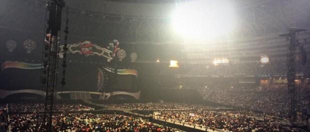 【ネタバレ】関ジャニ∞コンサートツアー「関ジャニズム LIVE TOUR 2014>>2015」京セラドーム大阪 アリーナ構成・座席表(画像あり)