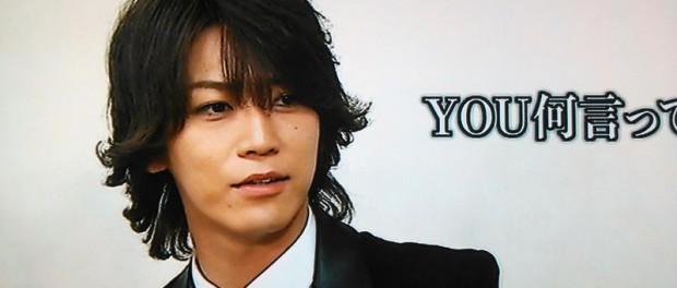 KAT-TUN亀梨和也がジャニーズ事務所を辞めようとした過去を告白!!!ZIPで語る