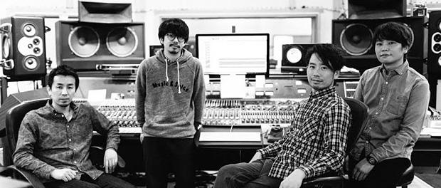 ASIAN KUNG-FU GENERATION、2年ぶりの3曲入りシングル「Easter」発売決定! 現在アメリカのFoo Fightersプライベートスタジオ「Studio 606」にてアルバムレコーディング中