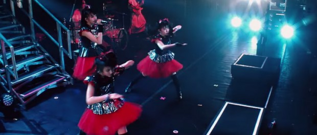 BABYMETALの新曲「Road of Resistance」の試聴動画が公開されたぞ!