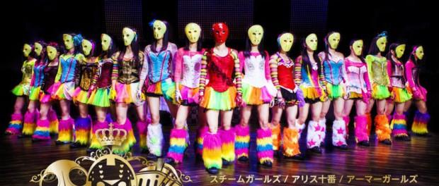 地下アイドル・仮面女子のシングル「元気種☆」がオリコン1位という快挙wwwwwwインディーズ女性で史上初