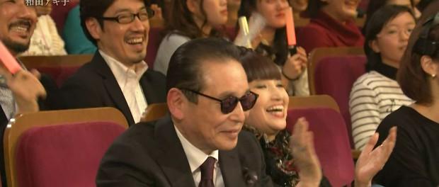 【朗報】タモリ、2014年紅白歌合戦を満喫「本当に楽しかった」(画像あり)