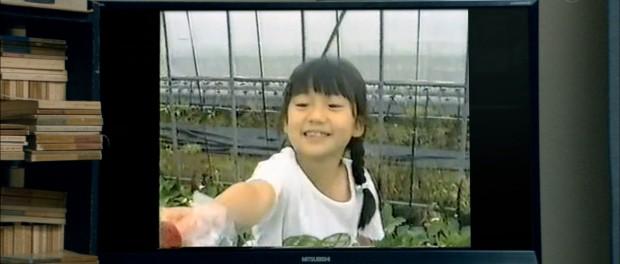 「銭の戦争」第3話で、元AKB48・大島優子のガチの幼少期の映像が流れるwwwwwww(画像あり)