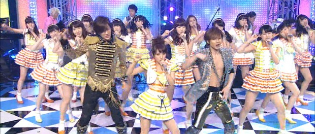 堂本兄弟SPで堂本光一とDAIGOが「Everyday、カチューシャ」踊ってたwwwwwww(画像・動画あり)