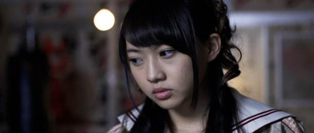 【悲報】マジすか学園4に出てたAKB48・木﨑ゆりあの肌が汚い…(画像あり)