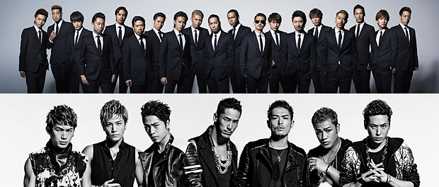 EXILEファン、「三代目 J Soul BrothersがEXILEを超えた」論調に激怒 → 三代目ファン立場なしワロタwwwww