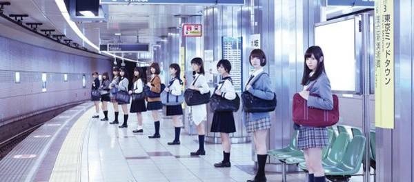乃木坂46、アルバム「透明な色」のハイレゾ音源配信が決定