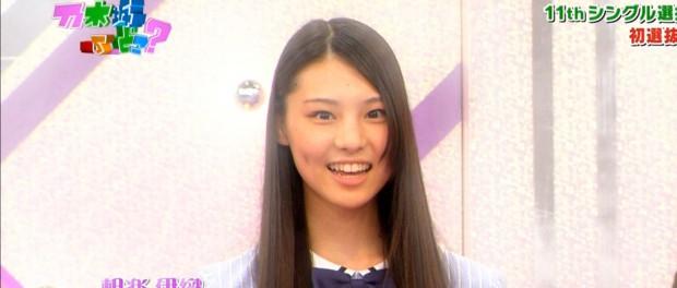 初選抜入りを果たした乃木坂46の相楽伊織ちゃんが武井咲に似てると話題!!(画像あり)