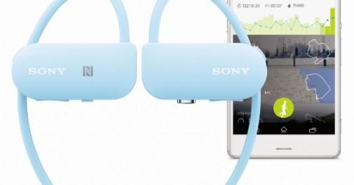 ソニー、ランニング用ヘッドホン型端末「Smart B-Trainer」を発表