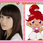 元AKB48大島優子、映画『アンパンマン ミージャと魔法のランプ』ミージャ役で声優出演!劇中で「アンパンマンたいそう」も歌うぞ